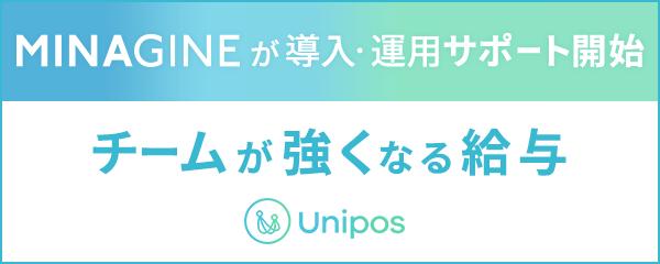 チームが強くなる給与『Unipos』