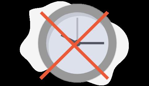 「制度設計にかける時間と労力がない」のイメージイラスト