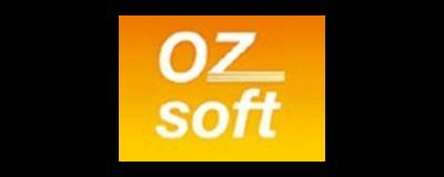 「株式会社OZsoft」のロゴ