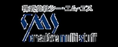 「株式会社シー・エム・エス」のロゴ