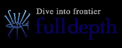 「株式会社 FullDepth」のロゴ
